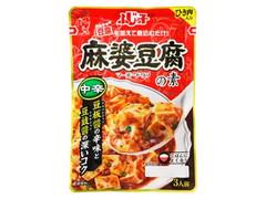フジッコ ふじっ子 麻婆豆腐の素 中辛 袋195g