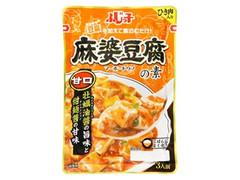 フジッコ ふじっ子 麻婆豆腐の素 甘口 袋195g