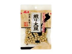 フジッコ 煎り大豆 小魚昆布入り 袋60g