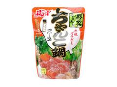 フジッコ ちゃんこ鍋スープしょうゆ味 袋400g