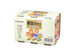 フジッコ 黒豆パワーの豆乳飲料 箱190g×6