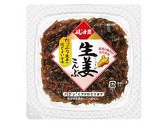 フジッコ ふじっ子煮 生姜こんぶ カップ75g