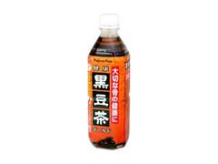 フジッコ 黒豆茶 ゴールド ペット500ml