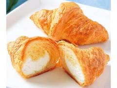 ローソン ミニクロワッサン レアチーズクリーム 2個