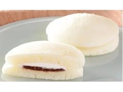 ローソン もちっとパンケーキ ジャンドゥーヤ&ホイップ