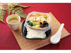 ローソン 1/2日分の野菜が摂れる 中華丼
