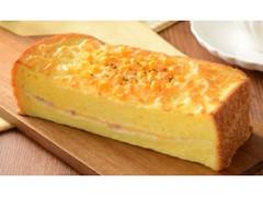 ローソン 厚切りフレンチトースト 4種のチーズ使用