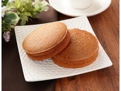 ローソン ブランのパンケーキ メープル&ホイップ