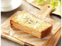 ローソン クロックムッシュ ブラン入り食パン使用