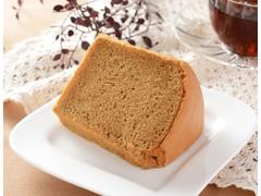ローソン ブランのキャラメルシフォンケーキ