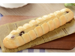 ローソン ちぎれるラムレーズンクリームフランスパン