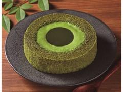 ローソン 濃い茶ロールケーキ