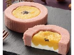 ローソン 蜜芋ロールケーキ