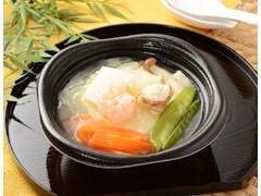 ローソン 豆腐DELI 海鮮と野菜の和風餡かけ豆腐