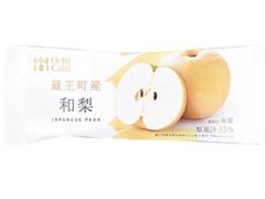 ローソン Uchi Cafe' SWEETS 日本のフルーツ 和梨