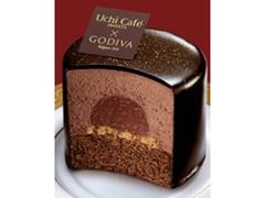 ローソン Uchi Cafe' SWEETS×GODIVA ガトーショコラ ノワール
