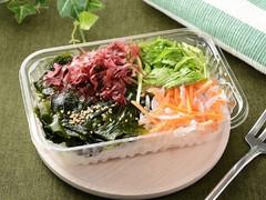 ローソン 海藻と大根のサラダ
