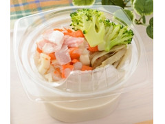 ローソン 根菜ザクザク ごぼうの冷製スープ