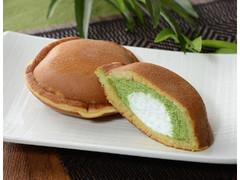 ローソン Uchi Cafe' どらもっち お抹茶&ホイップ