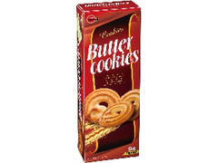 ブルボン バタークッキー 箱3枚×3