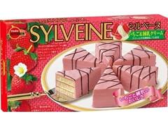 ブルボン シルベーヌ いちご&練乳クリーム 箱6個