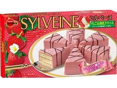 ブルボン シルベーヌ いちご&練乳クリーム