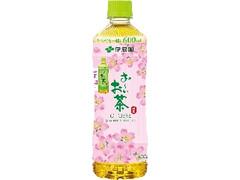 伊藤園 お~いお茶 緑茶 桜満開ボトル ペット600ml