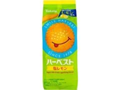 東ハト ハーベスト 塩レモン 袋12.5×8