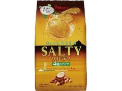 東ハト ソルティ 4種のナッツ 袋10枚