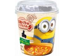 丸美屋 完熟トマトのスープリゾット ミニオン カップ78.6g