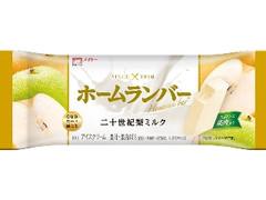 メイトー ホームランバー 二十世紀梨ミルク 袋75ml