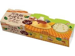 メイトー メイトーの万次郎かぼちゃプリン