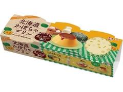 メイトー メイトーの北海道かぼちゃプリン カップ70g×3