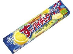 森永製菓 すッパイチュウ レモン味 12粒