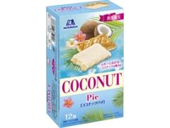 森永製菓 ココナッツパイ 箱2枚×6