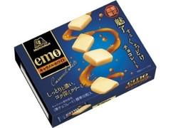 森永製菓 emo キャラメルホワイト 箱42g