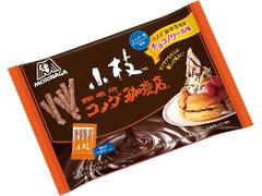 森永製菓 小枝 コメダ珈琲店監修 チョコノワール味 ティータイムパック 袋116g