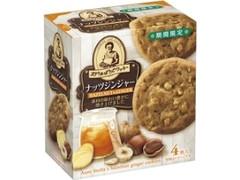 森永製菓 ステラおばさんのナッツジンジャークッキー 箱4枚