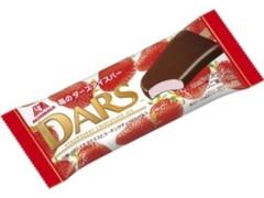 森永製菓 苺のダースアイスバー 袋1本