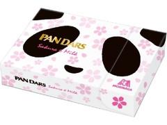 森永製菓 PANDARS 桜&ミルク 箱12粒