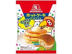 森永製菓 キョロチキ先輩のホットケーキサンドアイス