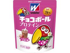 森永製菓 チョコボールプロテイン チョコボール いちご味