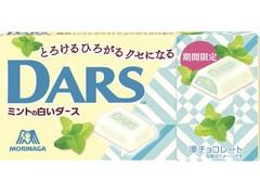 森永製菓 ミントの白いダース