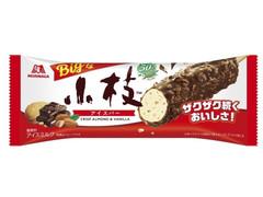 森永製菓 小枝アイスバー クリスプアーモンド&バニラ