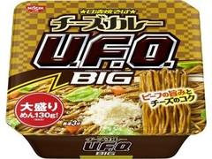 日清焼そばU.F.O. チーズカレービッグ カップ159g
