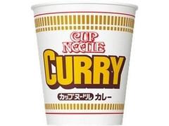 日清食品 カップヌードル カレー カップ87g