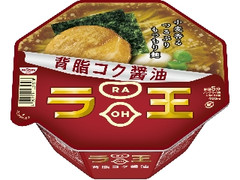 日清ラ王 背脂コク醤油 カップ115g