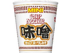 日清食品 カップヌードル 味噌 ミニ カップ42g
