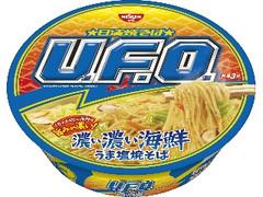 日清食品 日清焼そばU.F.O. 濃い濃い海鮮うま塩焼そば カップ113g