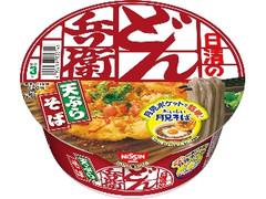 日清食品 日清のどん兵衛 天ぷらそば 東